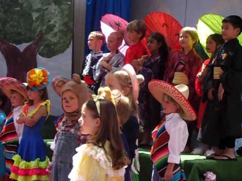 Warren-Walker School Kindergarten Play