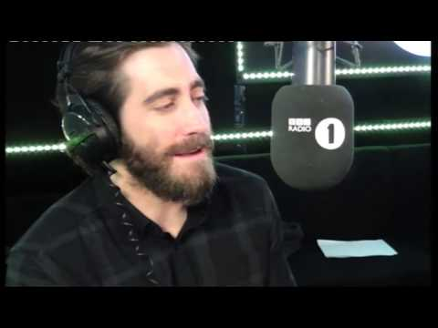 Jake Gyllenhaal chats to Grimmy