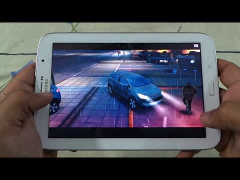 Best Graphics Games On Samsung Galaxy Note 8 N5110 With FPS Meter Review 2