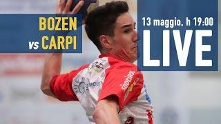 Serie AM [Semifinali Gara-2] BOZEN-CARPI