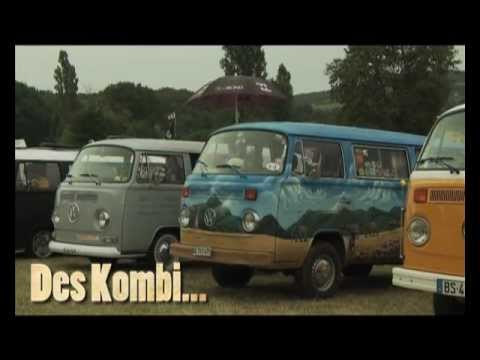 FLEY. The French VW Bus Meeting 2012. next edition August 1-2-3th 2014! Video by David Vincent