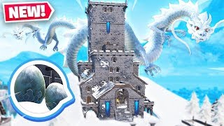 SEASON 7 ENDING! MYTHIC DRAGONS COMING TO FORTNITE BATTLE ROYALE!