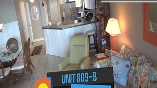 Unit 809-B Summerhouse Panama City Beach Vacation Condo