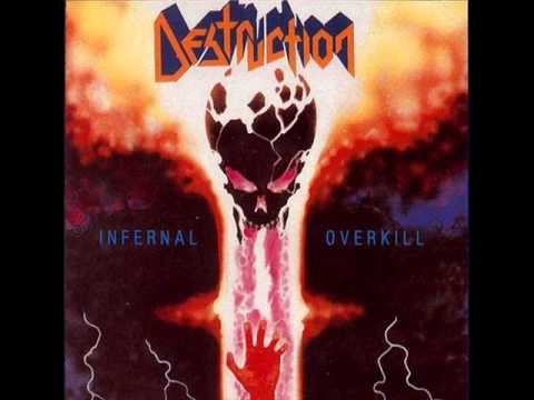 Destruction - Invincible Force