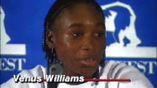 Venus Williams Debuts Professionally [1994]