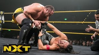 Samoa Joe vs. Shinsuke Nakamura - NXT Championship Match: WWE NXT, Dec. 7, 2016