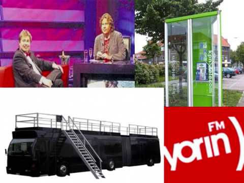 Jensen Telefoon Terreur - Sex Bus In De Straat video
