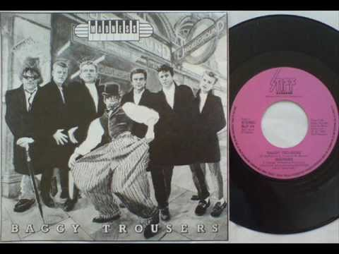 MADNESS - BAGGY TROUSERS - THE BUSINESS
