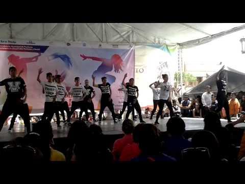 Tishas Dance 2do. Intercolegial de Baile Pachuca