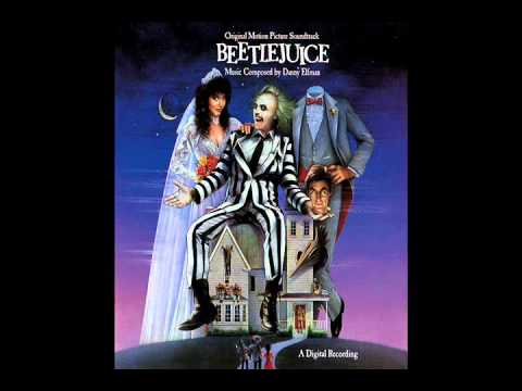 Jump In Line (shake Shake, Senora) - Beetlejuice Soundtrack - Danny Elfman video