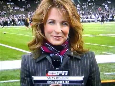 ESPN Suzy Kolber