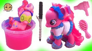 My Little Pony Slime  , Spa Day Salon - Cookie Swirl C Toy Video