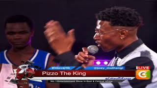 Octopizzo The King - Setting Standards #10over10