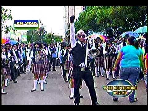 Desfiles 15 Septiembre 2010 Honduras 2