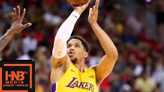 Los Angeles Lakers vs Chicago Bulls Full Game Highlights / July 8 / 2018 NBA Summer League