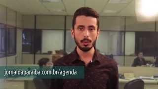 Agenda Cultural para o Jornal da Paraíba