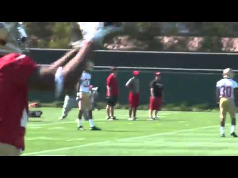 49ers Begin Rookie Minicamp