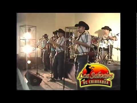 LOS SALVAJES DE CHIHUAHUA - La Yaquesita, Baile en Carretas Chihuahua ♪♫♪