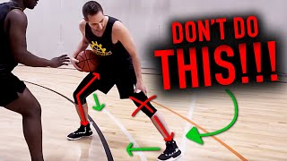 Get a LIGHTNING Quick First Step | Basketball Scoring Tips