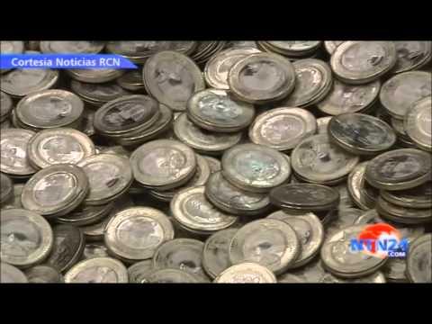Conozca cuál es el proceso de fabricación y distribución de las monedas en Colombia
