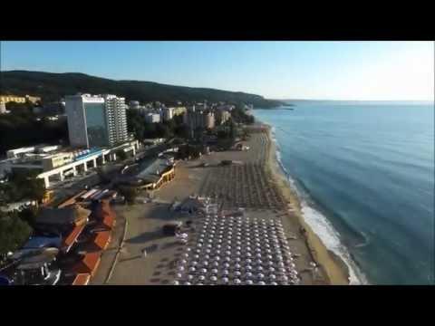 Goldstrand Bulgarien, Goldensands Bulgaria Drone Video