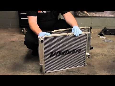 How To Install: Mishimoto 1992-1999 BMW E36 M3 Performance Radiator
