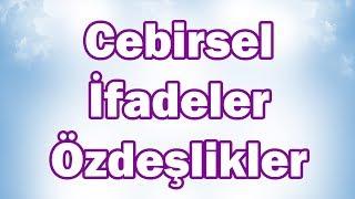 Matematik CEBRSEL FADELER ve ZDELKLER  8 Snf CANLI