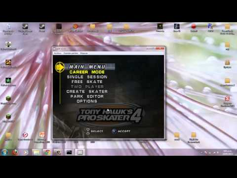 Descargar Tony Hawk Pro Skate 4 (sin emulador)