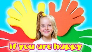 If You're Happy and You Know It   Kids Song   Big Hand