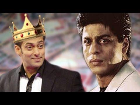 Salman Khan DETHRONES Shahrukh Khan in the Battle of the Richest