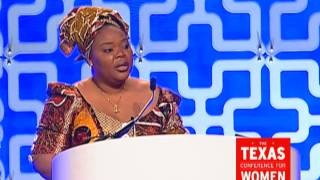 Leymah Gbowee - Texas Conference for Women 2013