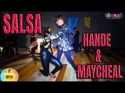 Social Dance Salsa | Hande & Maycheal | EDF-2018