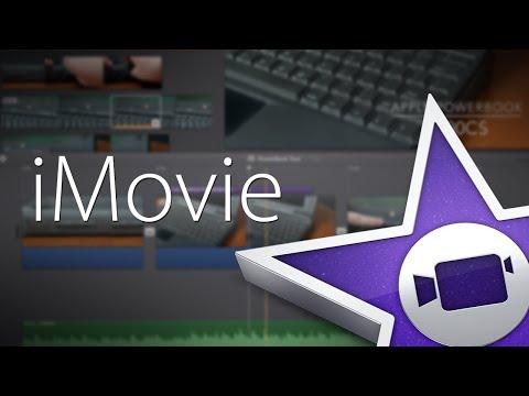 iMovie 2014 Demo
