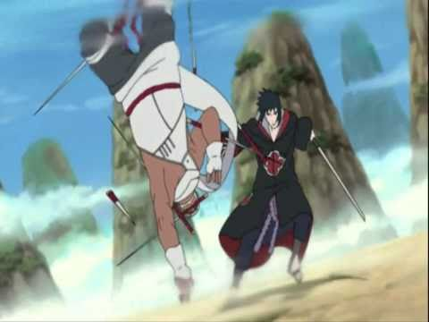 Sasuke Vs Killerbee Trailer German deutsch video