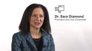 Dr. Sara Diamond - Data Visualization and Design