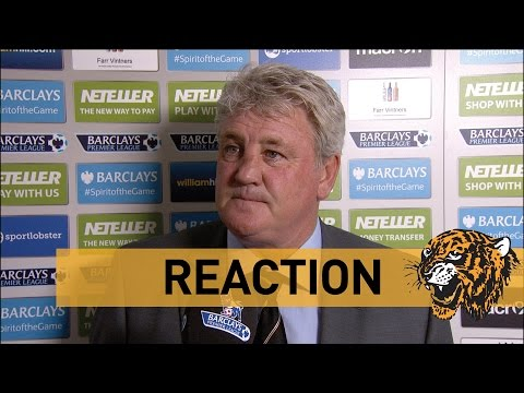 Crystal Palace v The Tigers | Reaction With Steve Bruce