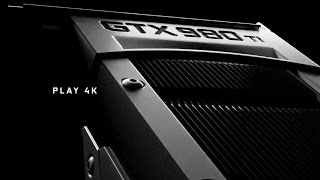 Nvidia GeForce GTX 980 Ti Introduction - Release Trailer - MRGV