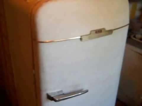 Сделано в СССР. Холодильник ЗИЛ. Ностальгия о СССР