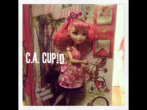 Ever After High: C.A. Cupid - Opening/Review
