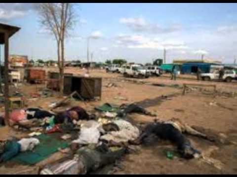 President Salva Kiir Mayardit's Massacre Nuer tribe