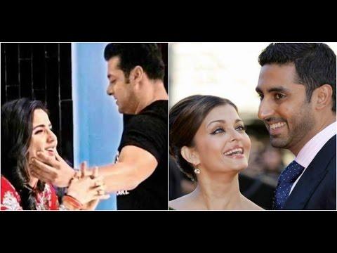 Salman & Katrina To Keep Away Because Of Iulia | Abhishek Doesn't Want To Work With Aishwarya & More