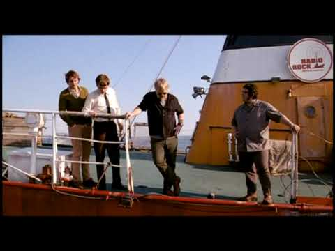 Radio na fali / The Boat That Rocked (2009) trailer