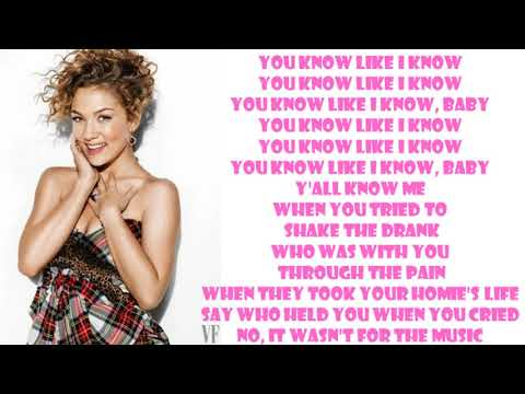 There For You STAR Lyrics