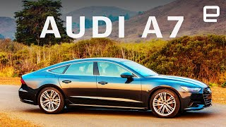 2019 Audi A7 Review: All the trappings of a German luxury vehicle