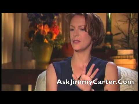 Jamie Lee Curtis interview for True Lies