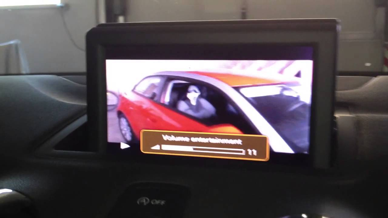 Audi A1 Ami Rca Cable Video In Demonstration Rmc Mmi