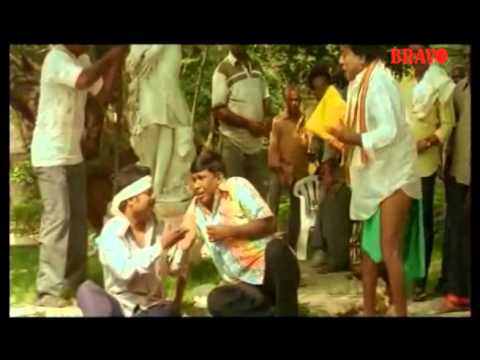 Tamil Actor Singamuthu In Komanam video