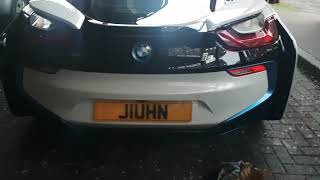 Sports Car of Newcastle BMW i8