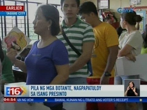 24 Oras: Panayam kay Mayor Rodrigo Duterte