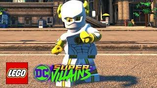 LEGO DC Super-Villains - How To Make Godspeed